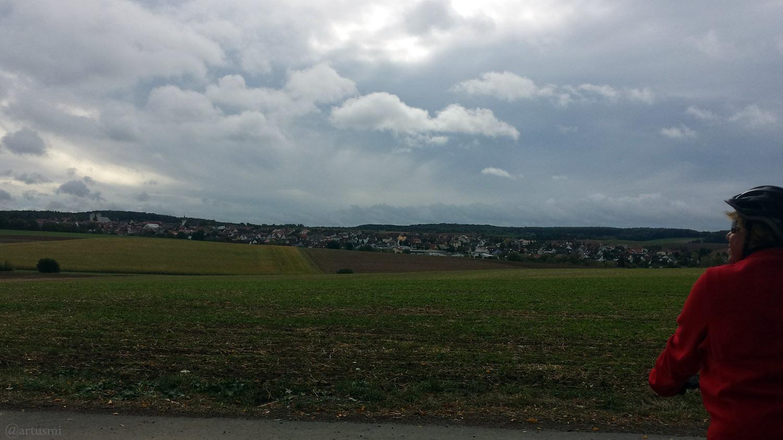 Waldbüttelbrunn am 25. September 2020
