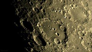 Mondkrater Clavius
