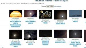 Rückblick astronomie.info und CalSky
