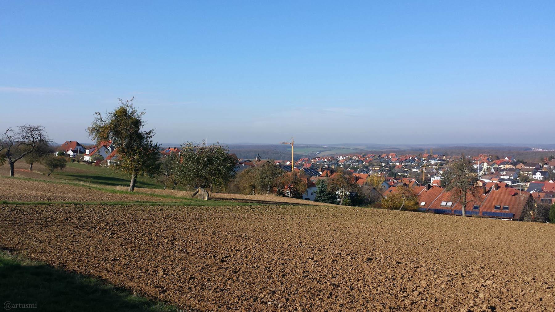 Das Wetter in Deutschland im November 2020