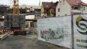 Neubau zur Alten Schmiede in der Hauptstraße in Eisingen