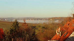 Wetterbild aus Eisingen vom 18. November 2020