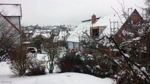 Wetterbild aus Eisingen vom 1. Dezember 2020