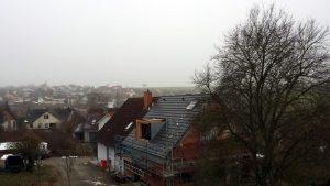 Wetterbild aus Eisingen vom 6. Dezember 2020