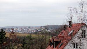 Wetterbild aus Eisingen vom 23. Dezember 2020