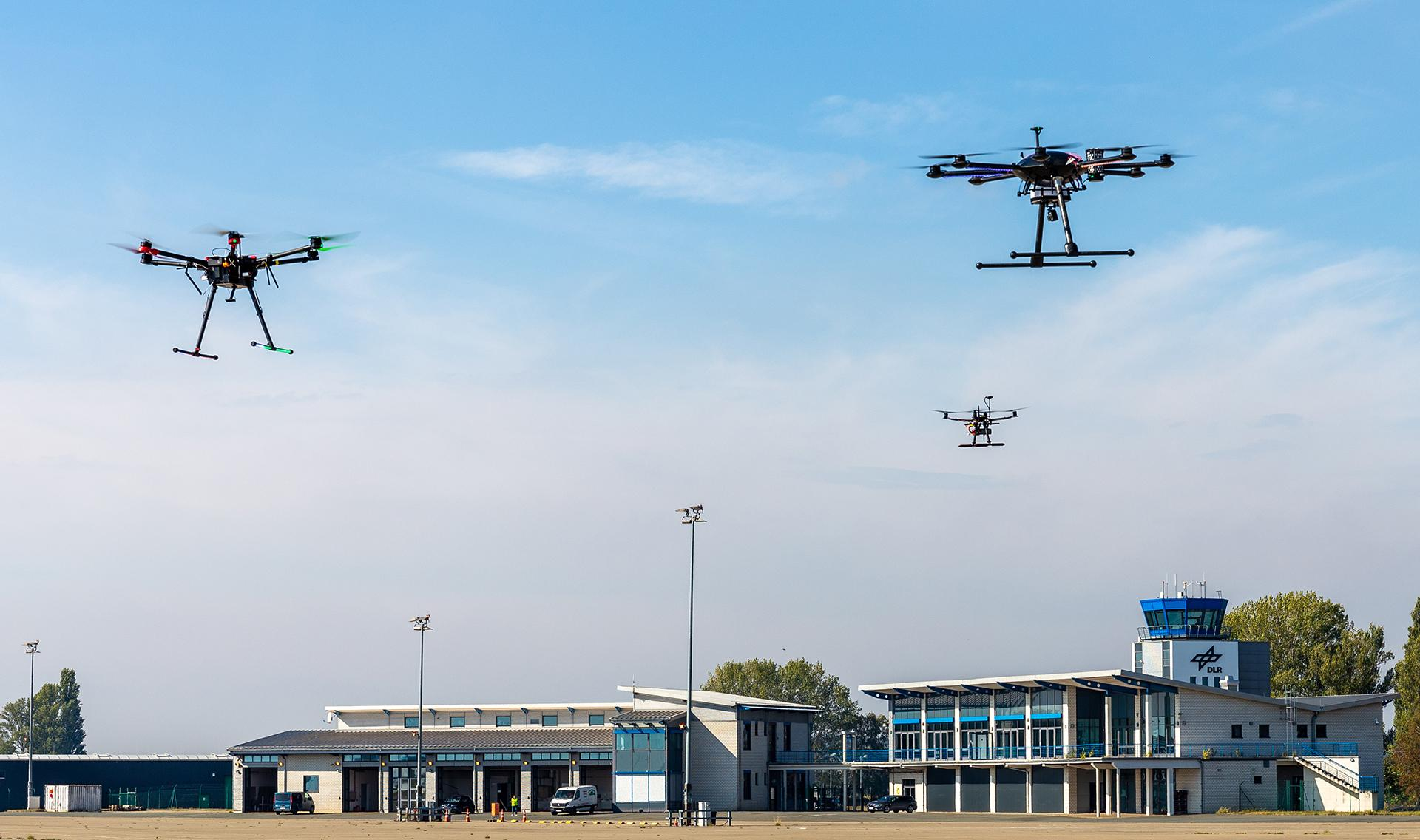 Projekt City-ATM vereint alte und neue Luftverkehrssysteme
