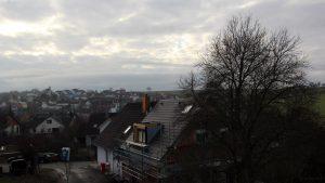 Wetterbild aus Eisingen vom 1. Januar 2021