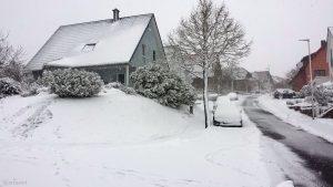 Wetterbild aus Eisingen vom 24. Januar 2021