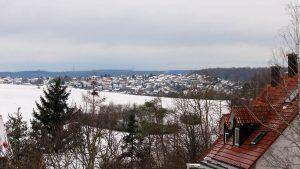 Wetterbild aus Eisingen vom 27. Januar 2021