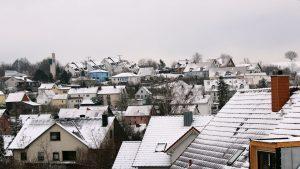 Wetterbild aus Eisingen vom 31. Januar 2021
