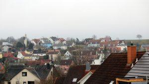 Wetterbild aus Eisingen vom 7. Februar 2021