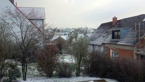 Wetterbild aus Eisingen vom 6. April 2021