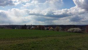 Waldbrunn am 13. April 2021