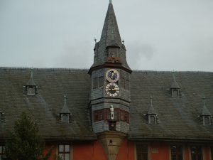 Rathaus in Ochsenfurt am Main