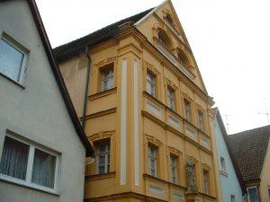Trachtenmuseum im Greisinghaus in Ochsenfurt