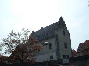 Heimatmuseum im Schlössle in Ochsenfurt