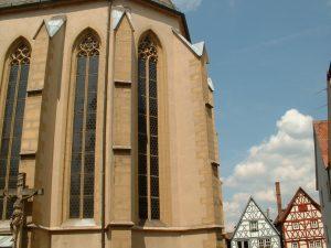 Stadtpfarrkirche St. Andreas in Ochsenfurt