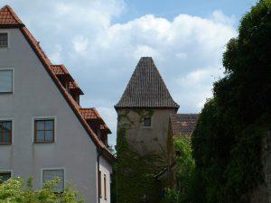 Zwinger und Pulverturm in Ochsenfurt