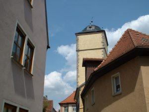 Oberer Torturm in Ochsenfurt