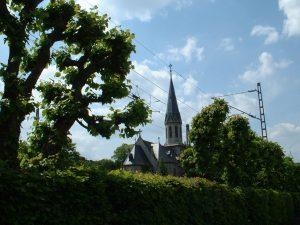 Evangelische Christuskirche in Ochsenfurt