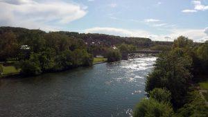 Ochsenfurt am Main am 18. Mai 2021