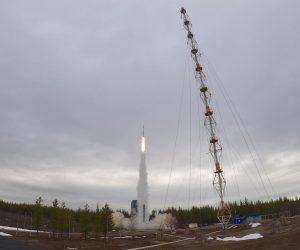 Die Rakete startete am 24. Mai 2021 um 07:35 MESZ und erreichte dabei eine maximale Flughöhe von 221 Kilometern.