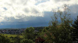 Wetterbild aus Eisingen vom 26. Mai 2021