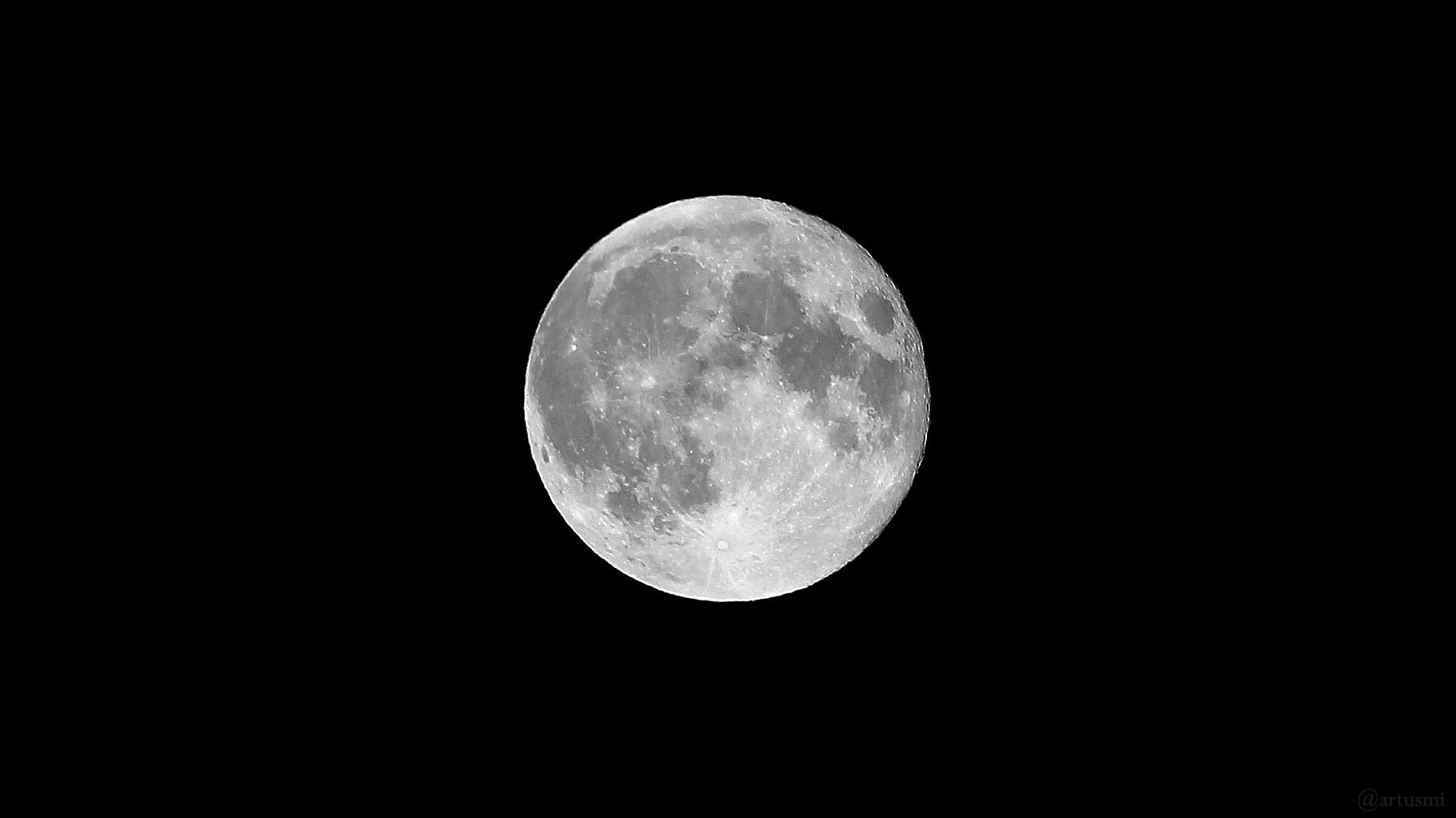 Abnehmender Mond am 27. Mai 2021 um 01:49 Uhr