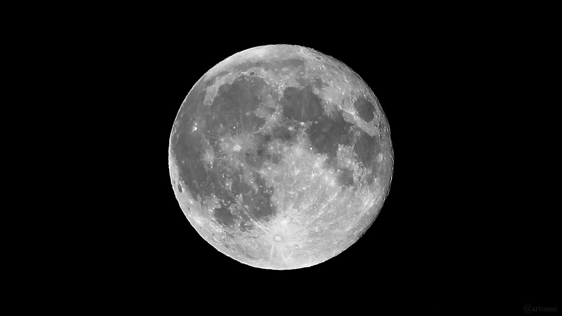 Abnehmender Mond am 27. Mai 2021 um 01:50 Uhr