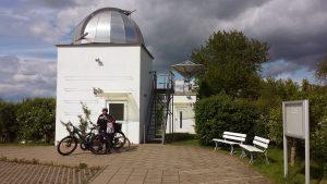 Hans-Haffner-Sternwarte bei Hettstadt