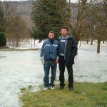 Hochwasser im Januar 2003