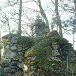 Grotte in Goßmannsdorf am Main