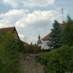 Lehmgrubenweg in Goßmannsdorf am Main