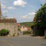 Schwedentor in Goßmannsdorf am Main