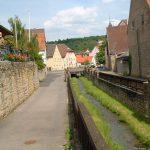 Schafbach in Goßmannsdorf am Main