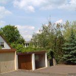 Ehemalige Schule am Dorfgraben in Goßmannsdorf am Main