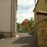 Domherrnviertel in Goßmannsdorf am Main
