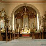 Katholische Pfarrkirche St. Johannes der Täufer