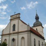 Katholische Pfarrkirche St. Johannes der Täufer in Goßmannsdorf am Main