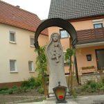 Garten und ehemaliges Wohnhaus der Familie Gehling im Domherrnviertel