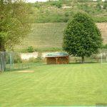 Fußballplatz des TSV Goßmannsdorf