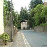 Winterhäuser Straße in Goßmannsdorf am Main