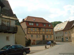 Ehemaliges Gasthaus zum Ochsen in Goßmannsdorf am Main