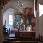 Kreuzkapelle in der Zehnthofstraße