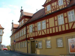 Museum Malerwinkelhaus in Marktbreit im April 2004