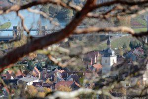 Am Alten Berg in Goßmannsdorf am Main