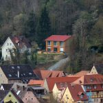 Goßmannsdorf am 26. März 2020