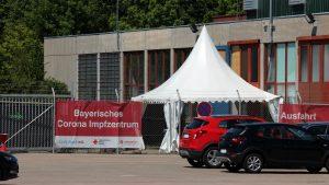 Impfzentrum Giebelstadt