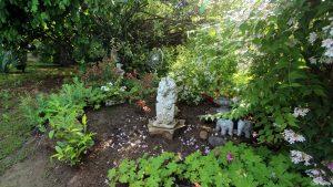 Unser Garten am 9. Juni 2021
