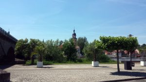Evangelische Stadtkirche in Kitzingen - ehemalige Ursulinenklosterkirche